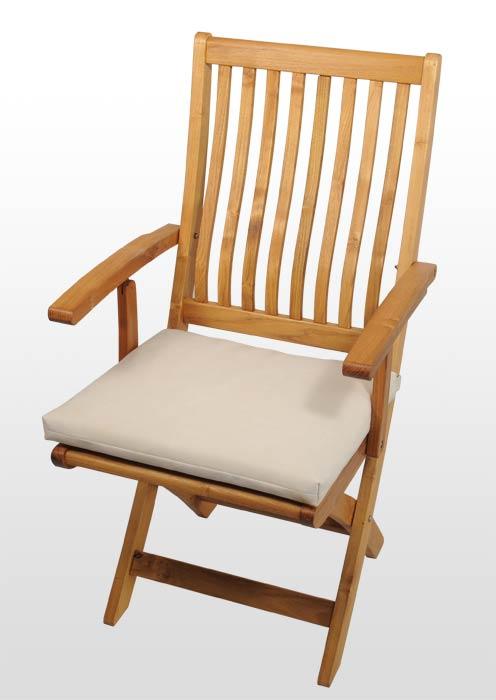 Sillas de jard n en madera nekon muebles for Sillas con apoyabrazos