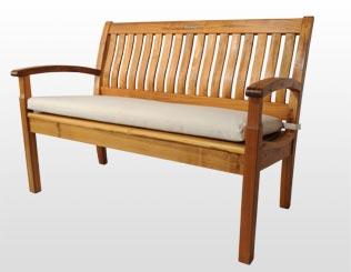 Almohadón para sillón de dos cuerpos